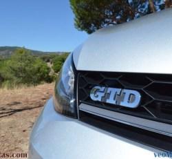 Volkswagen Golf VII GTD 2.0 TDI DSG