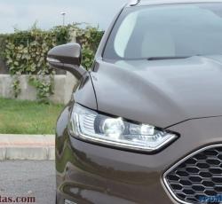 Ford Mondeo Sportbreak 2.0 TDCi Vignale: Lujo al alcance de todos