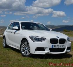 BMW Serie 1 120d xDrive 184cv