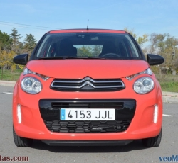 Citroën C1 Airscape 1.2 Pure Tech 82cv: Enérgico e incansable