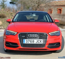 Audi A3 Sportback e-tron: independencia eléctrica