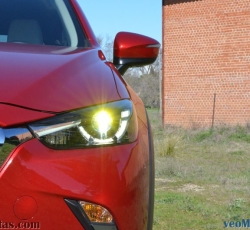 Mazda CX-3 Luxury 2.0 150cv AWD: Adaptado al terreno