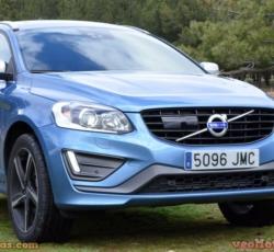 Volvo XC60 Momentum D5 AWD R-Desing: Personalidad propia