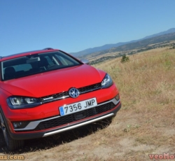 Volkswagen Golf ALLTRACK 2.0 TDI 4Motion – ideal para todo uso