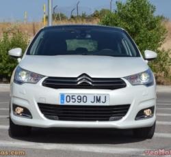 Citroën C4 Shine 1.6 BlueHDI – Consumos irrisorios y alta calidad de rodadura