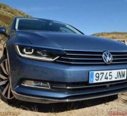 Volkswagen Passat Variant Sport 2.0 TDI – devorador de kilómetros
