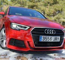 Audi A3 Sportback 1.4 TFSI CoD – Renovado y más tecnológico