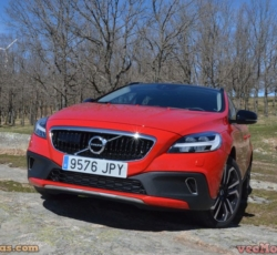 Volvo V40 Cross Country T5 AWD – Potente, agradable y muy polivalente