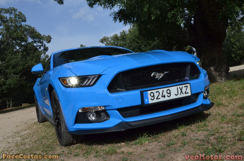 Ford Mustang GT Fastback – Potencia Americana